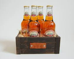 mens gift ideas beer crate