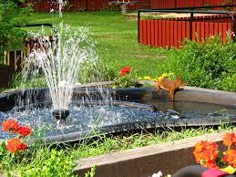 11 best solar powered fountain pumps