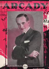 """Vintage Sheet Music: ARCADY (A Melody Fox-Trot from Al Jolson's role in  """"Bombo"""") (With Al Jolson on Front Cover): Words and Music by Al Joson &  B.G. De Sylva: Amazon.com: Books"""