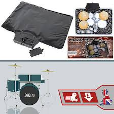 kids mini drum kit novelty xmas gift
