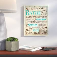 Wash Your Worries Away Wayfair
