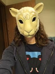 Orphan Black MK sheep mask - Album on Imgur