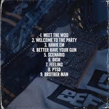 Meet the Woo Lyrics and Tracklist