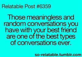 best friend conversation quotes