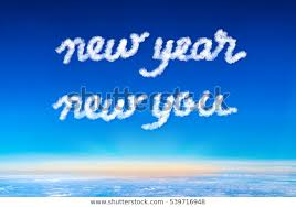 inspiration quotenew year new your cloud stock photo edit now