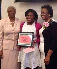 Scholarship Named For Gwinnett Residents: Sorority Awards ...