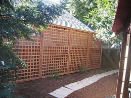 Custom Lattice2241550341 5153926 Std Jpg 800 600 Fence Design Lattice Fence Trellis Fence