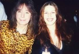 Ace Frehley and Wendy Moore - FamousFix.com post