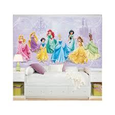 Roommates 18 In X 2 5 In Disney Princess Royal Debut Wall Mural Jl1280m The Home Depot