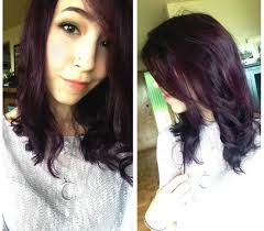 red hair dye on dark hair without