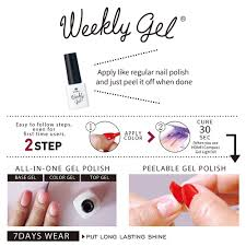 homei weekly gel polish wg 21 love 9ml