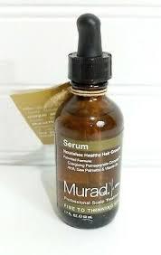 scalp hair growth treatment serum