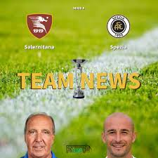 Serie B News: Salernitana vs Spezia Confirmed Line-ups