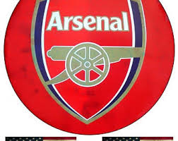 Arsenal Decal Etsy