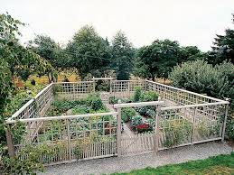 Deer Proof Garden Fence Ideas Fenced Vegetable Garden Vegetable Garden Design Dream Garden