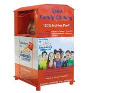 pulling donation bins would mean 25
