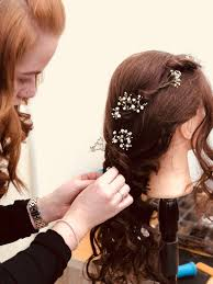 here s how to your bridal hair
