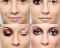 20s flapper makeup tutorial for