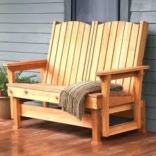 wooden porch chairs plans garden