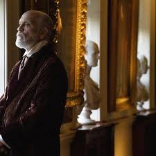 John Malkovich talks donning papal robes for 'The New Pope ...