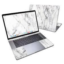 White Marble Macbook Pro 15 Inch Skin Istyles