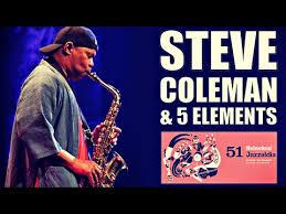 Steve Coleman & Five Elements - Heineken Jazzaldia 2016 - YouTube