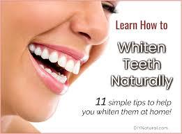 how to whiten teeth naturally 11