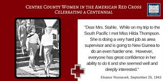 Centre County Women in the American Red Cross – Celebrating a ...