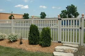 White Vinyl Fence Cardinal Fence Supply Inc