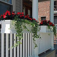 3 5 Fence Rail Clips Hang Window Boxes And Planters