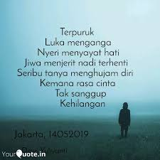 terpuru quotes writings by dewi yuliyanti yourquote