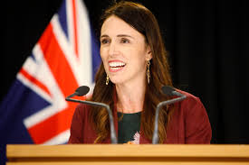 New Zealand PM Ardern hit by earthquake ...