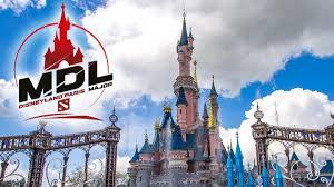 MDL Disneyland Paris Major Betting Odds ...