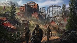 hd wallpaper sci fi post apocalyptic