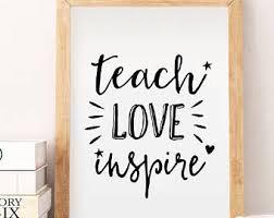 teacher educational rockstar printable teacher gift quotes