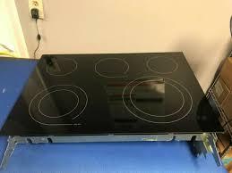 frigidaire 318916905 glass cooktop for