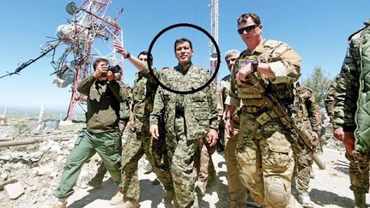 ABD Dışişleri Bakanlığı yetkilisi, örgütün sözde komutanı Ferhat Abdi Şahin ile ilgili görsel sonucu