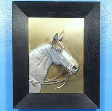 clydesdale gifts wooden decorative