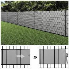 Uv Resistant Fence Screen Windproof Private Pvc Garden Protector Easy Install For Sale Online Ebay