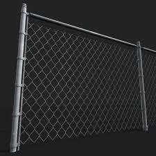Modular Chain Fence Link 3d Model 90998154 Pond5