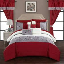 comforter sets bedroom red bedding sets