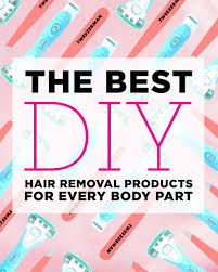the best diy hair removal s for