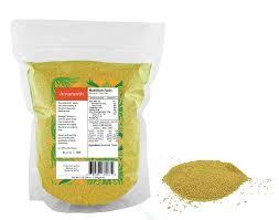 whole grain organic amaranth seeds 5lb