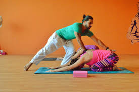 home lotus holistic yoga center