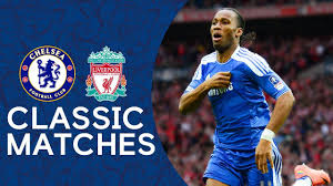 Chelsea 2-1 Liverpool | Drogba's Match Winner Seals The Cup | FA Cup Final  2012 Highlights - YouTube