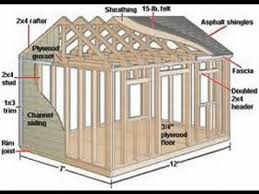 best garden shed plans complete