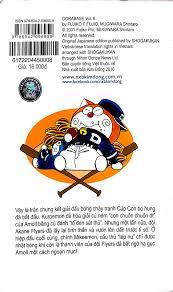 Fahasa - Doraemon Bóng Chày - Tập 8 - Truyền Kì Về Bóng Chày Siêu ...