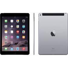 Apple iPad Air 2 MH2U2LL/A 16GB, Wi-Fi + Cellular, Space Gray - Refurbished  - Walmart.com - Walmart.com