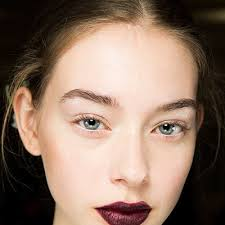 makeup looks from new york fashion week