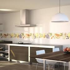 white gloss tiles large white
